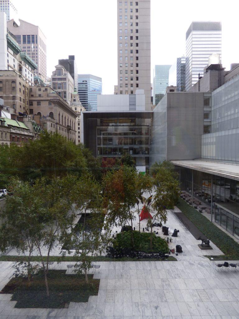 Sculpture Garden del MOMA