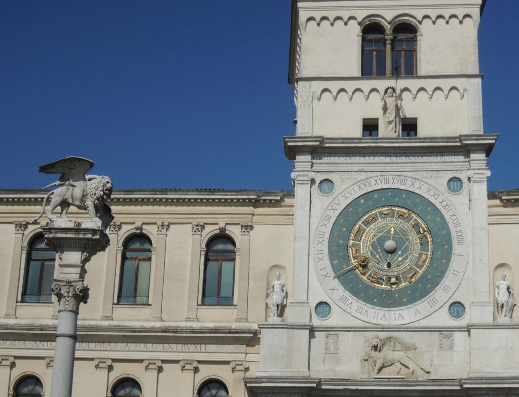 Torre dell'orologio Padova