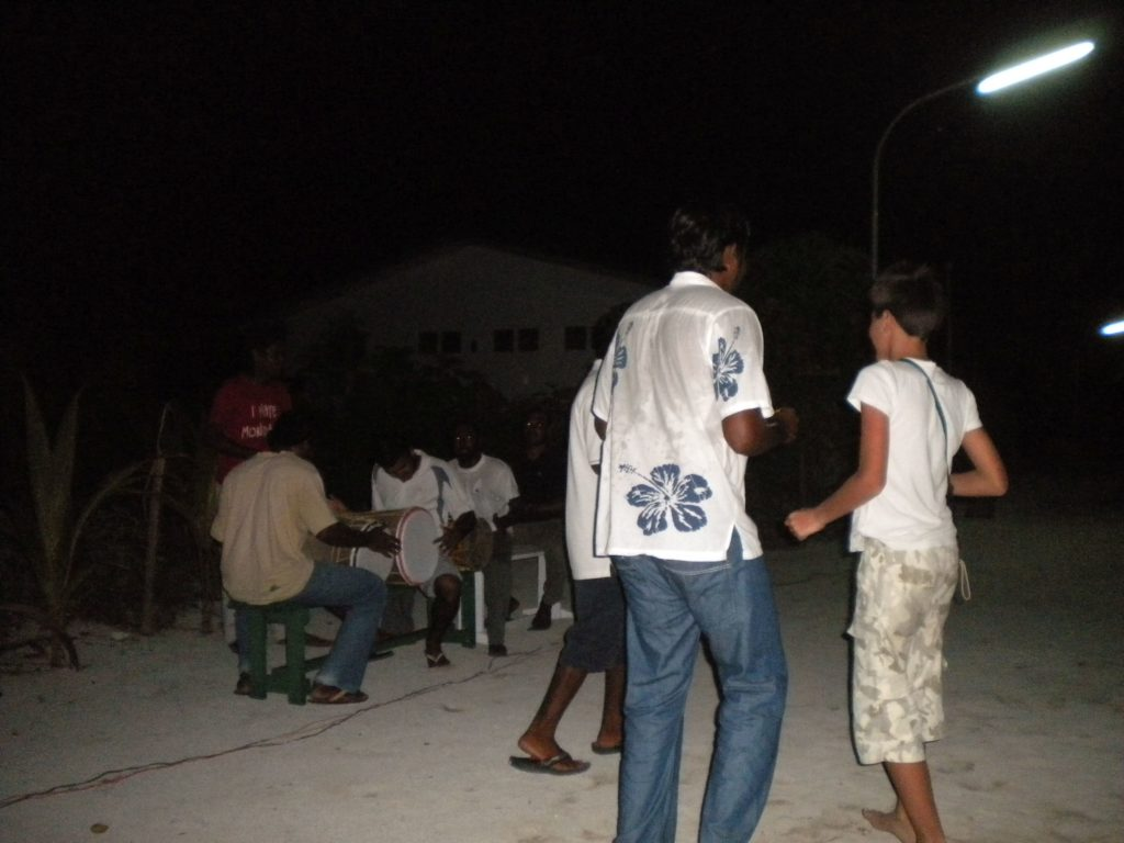 Balli maldiviani