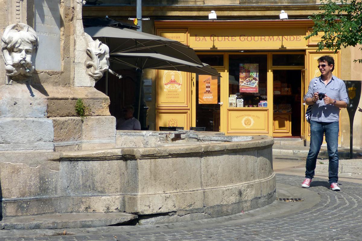 Aix en provence, la città delle mille fontane (anche se sono 12)