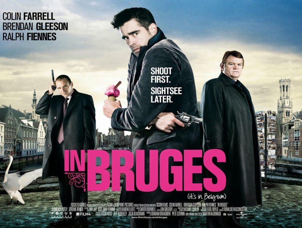 locandina film In Bruges