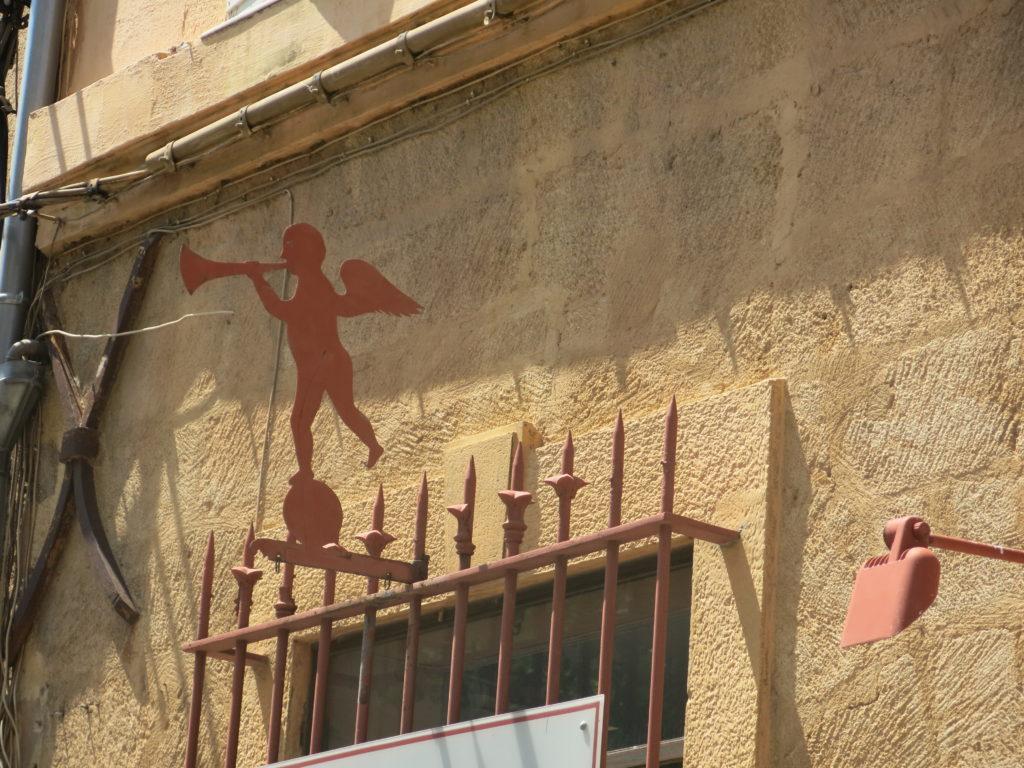 Primo scatto ad Aix en provence