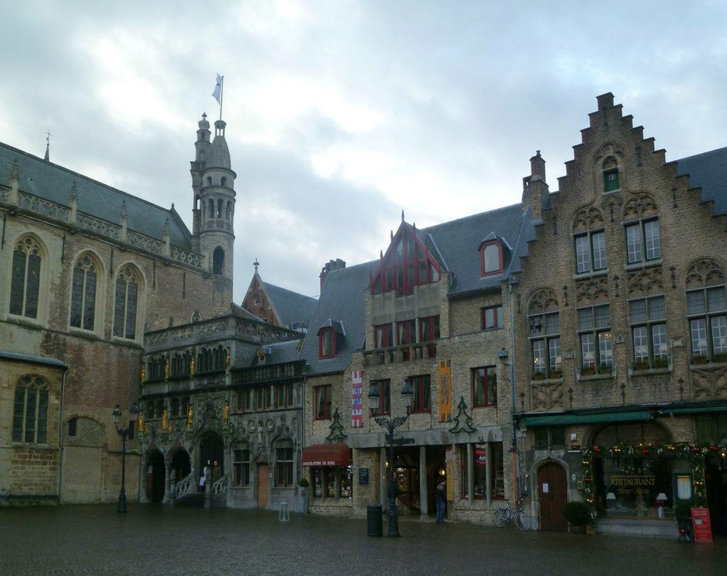 Burg a Bruges