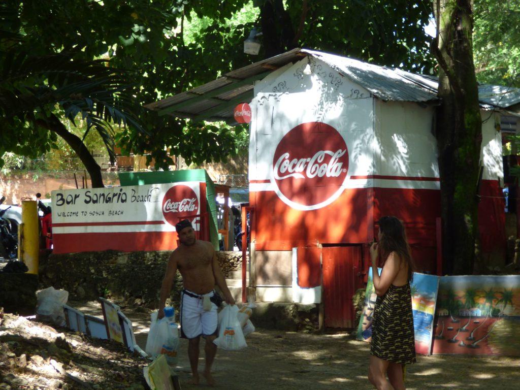 Capanni su Playa Sosúa
