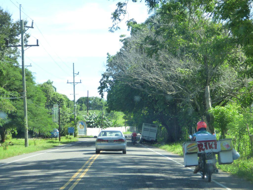 Strada Repubblica dominicana