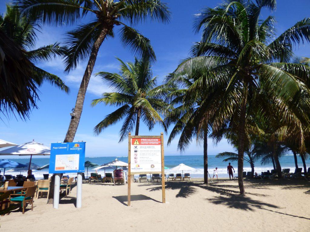 Spiaggia di Cabarete
