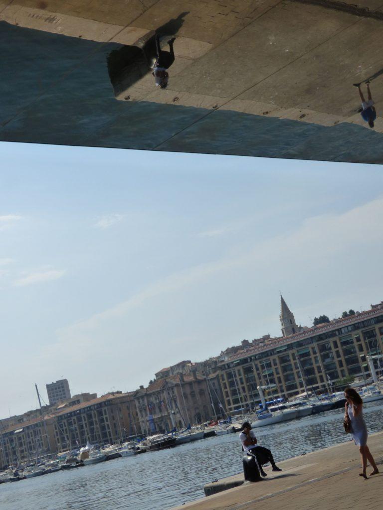 Ombriére a Marsiglia