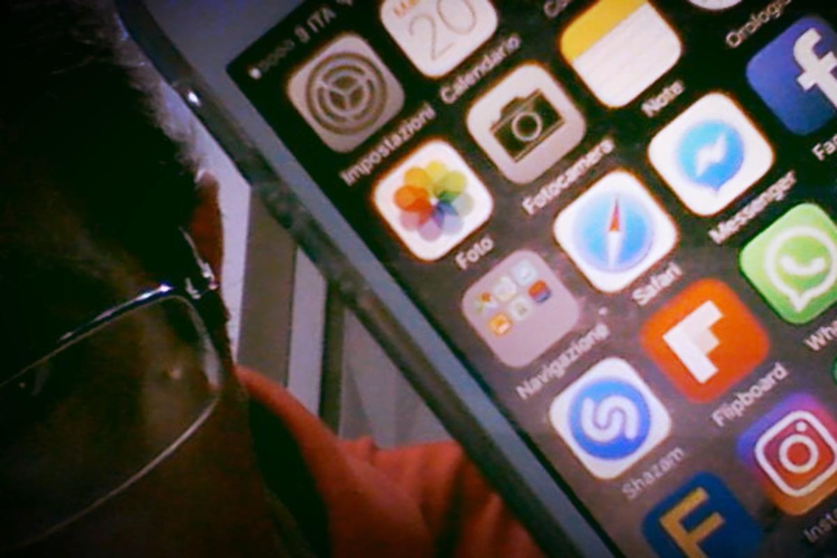 L'iPhone in Provenza, una Skynet al contrario