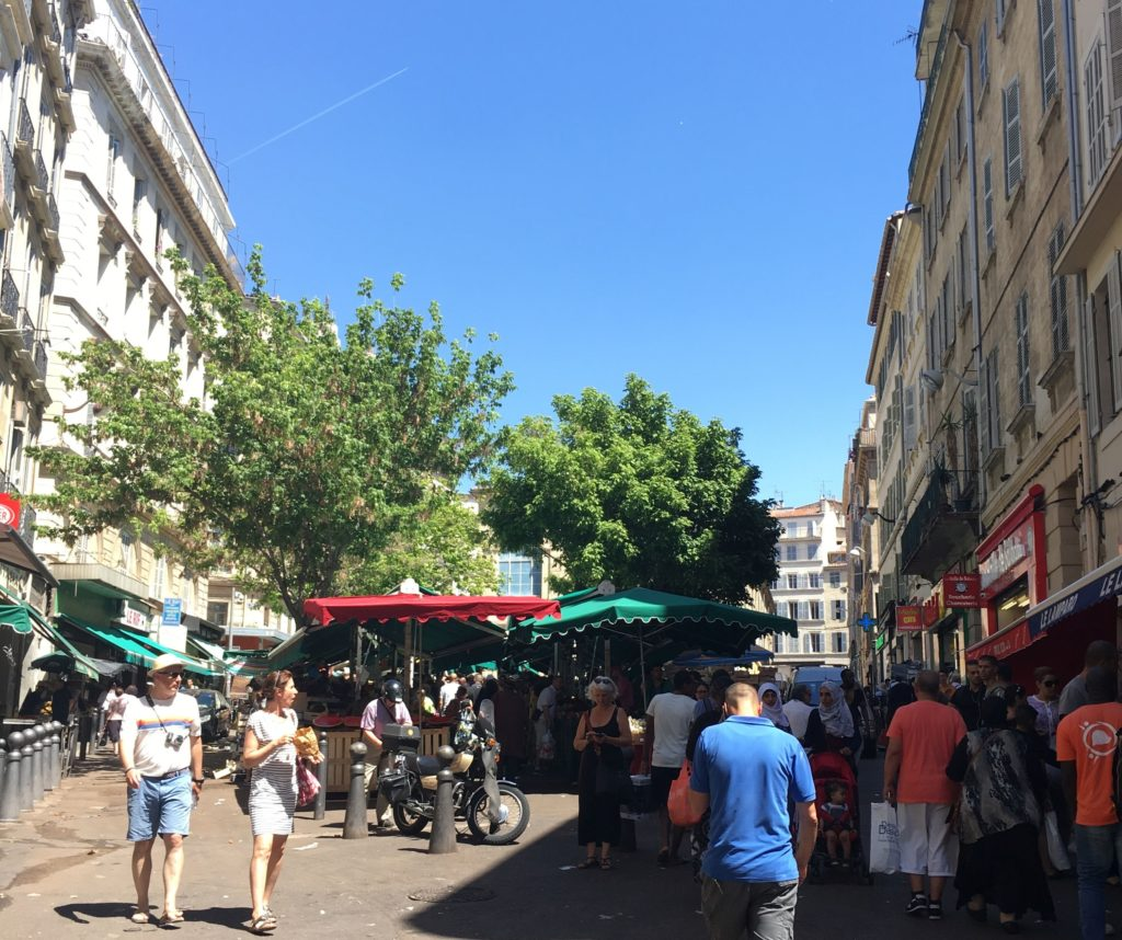 Mercato Capucin Marsiglia