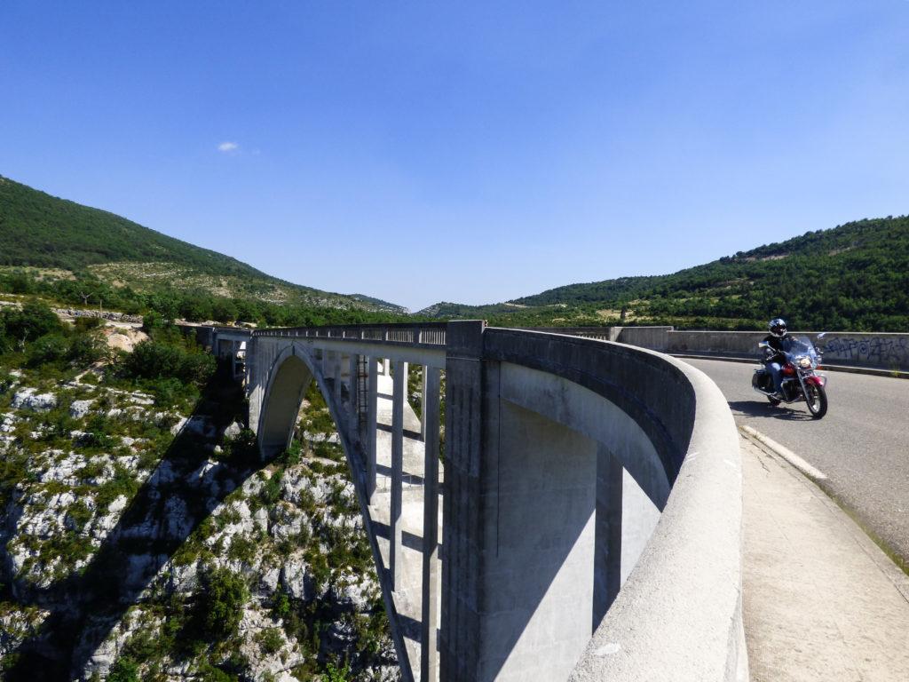 Point de l'Artuby (o pont de Chaulière)