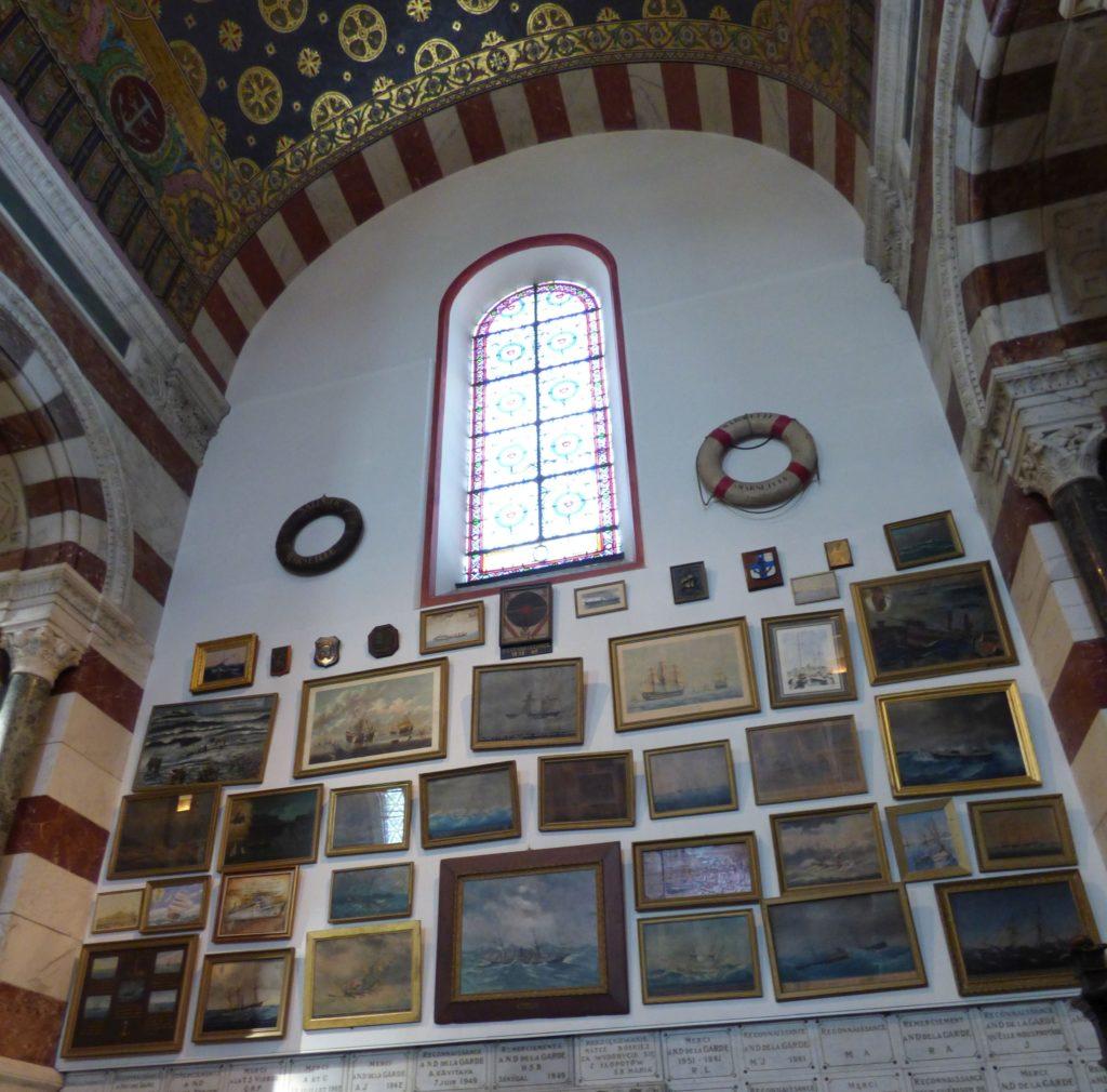 Ex voto Basilica Notre-Dame-de-la-Garde