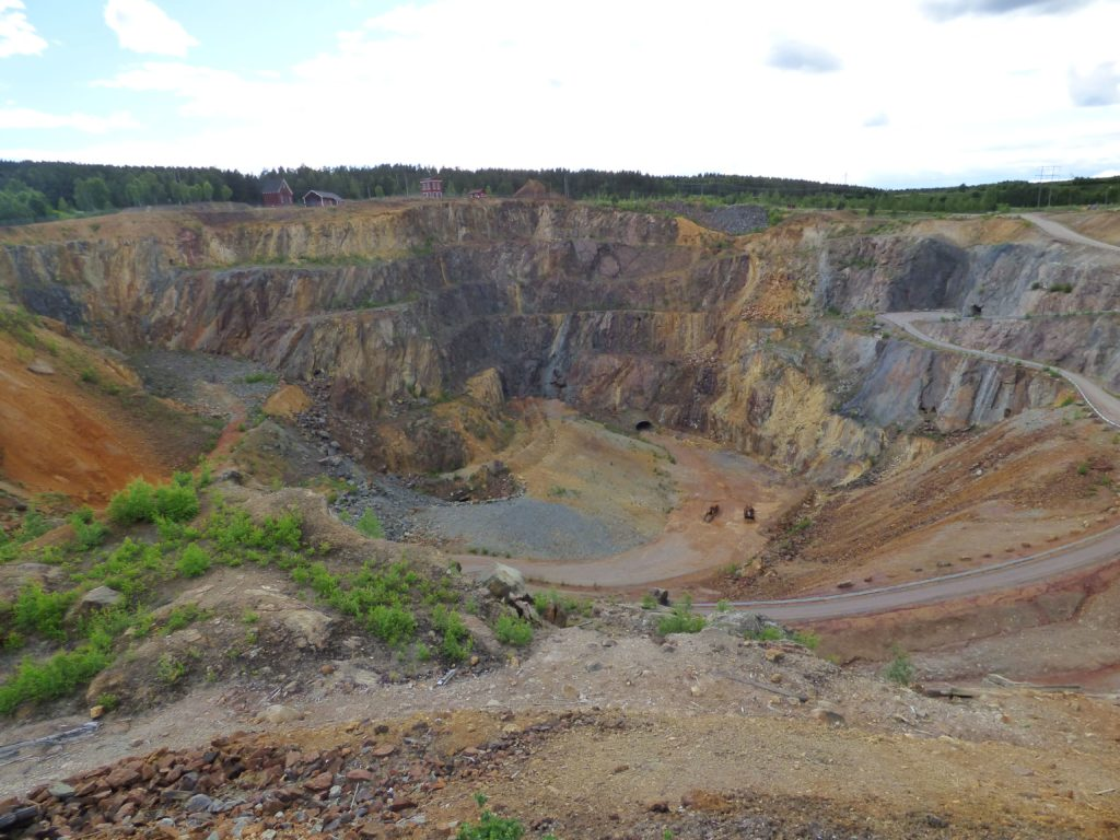 Miniere Falun