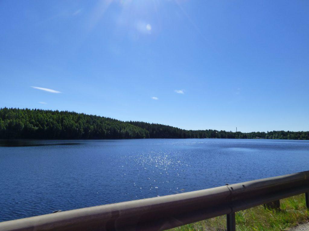 Lago Svezia
