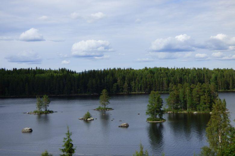 Lago svedese