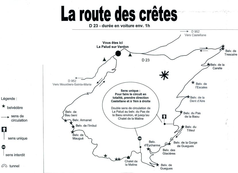 La Route des Crêtes