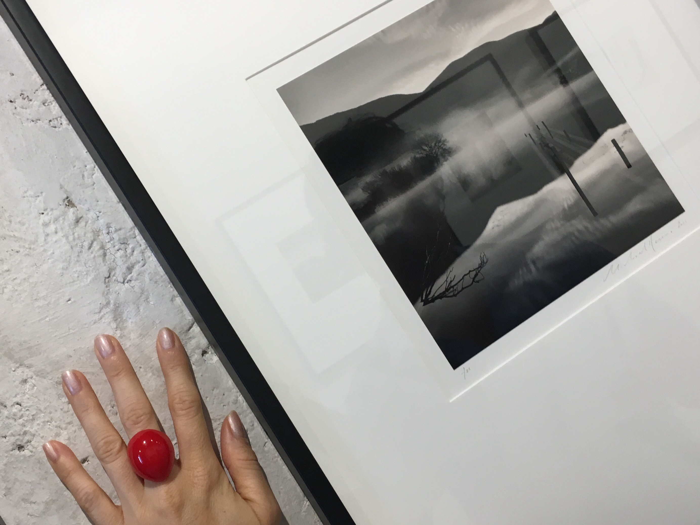 Sulle orme dell'artista. Michael Kenna in Abruzzo