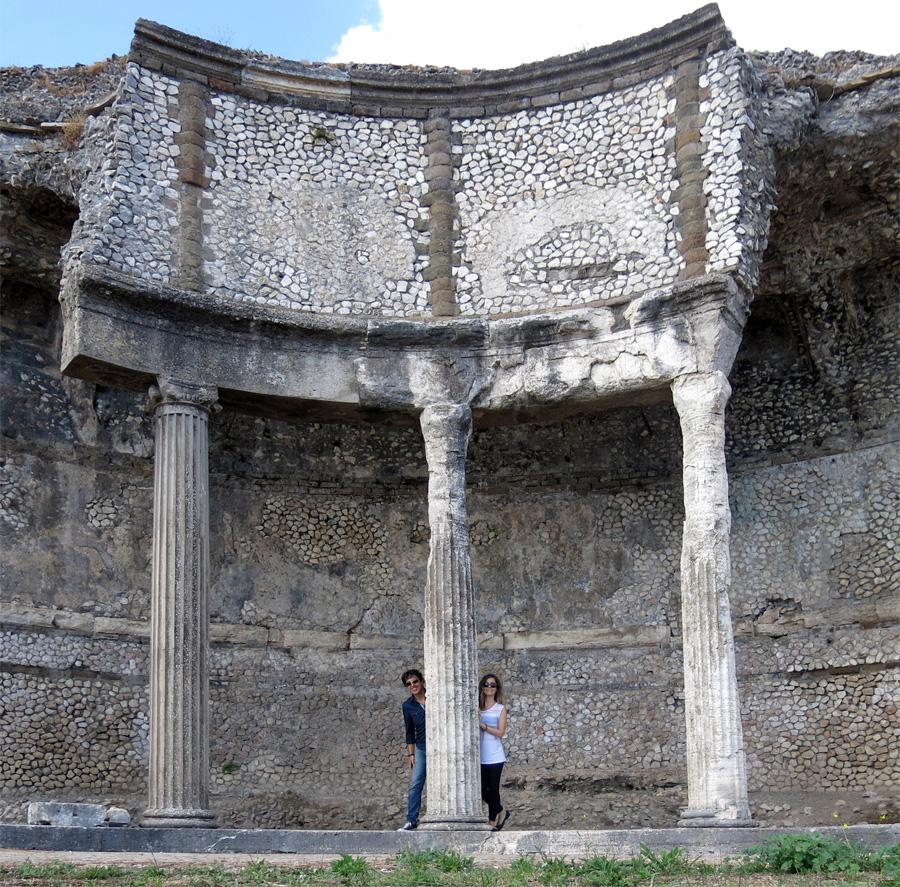 Tempio della Fortuna Primigenia