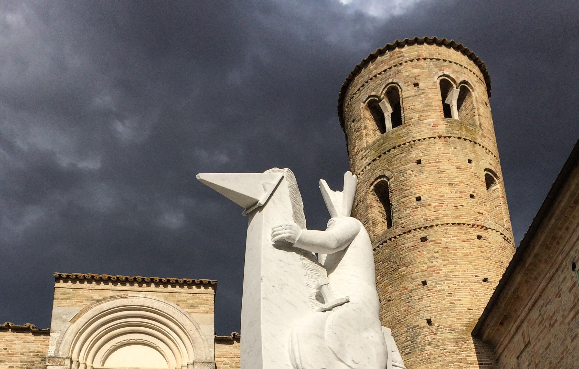 L'abbazia di San Claudio, Aquisgrana e il mistero di Carlo Magno