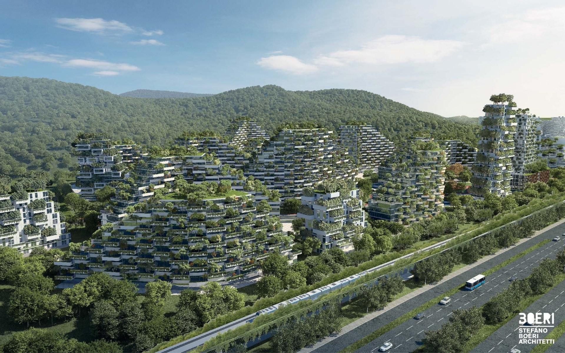 'Architettura verde' in città, gli alberi ci salveranno!