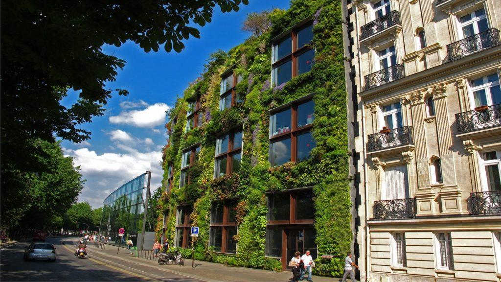 architettura verde Oas1s