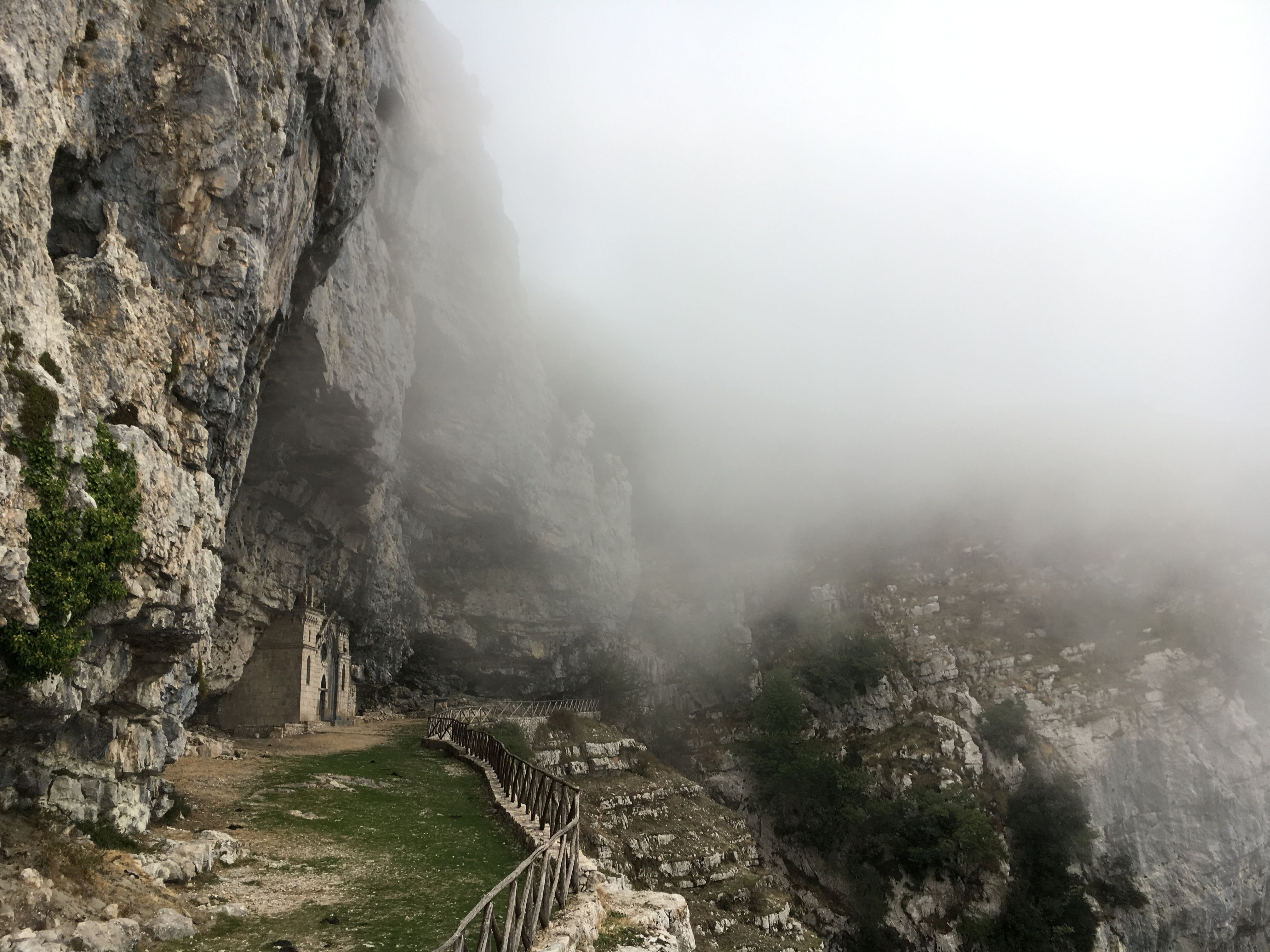L'Eremo di San Michele Arcangelo, un gioiello sui Monti Aurunci