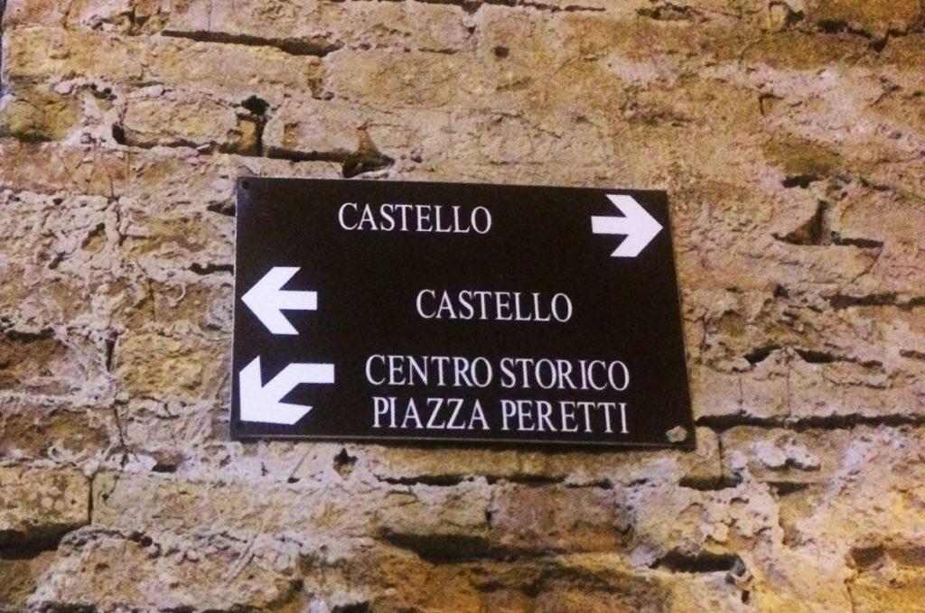 castello grottammare