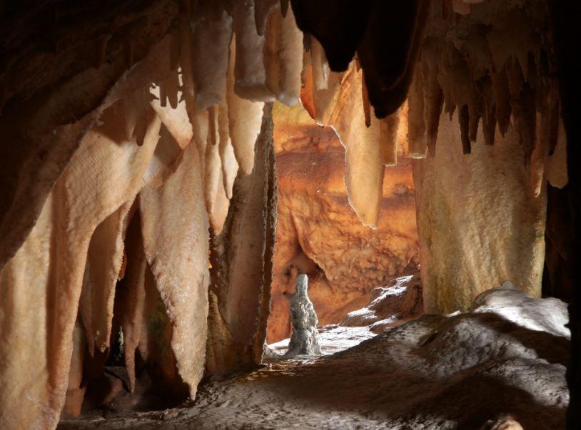 Grotte di Castellana La Madonnina