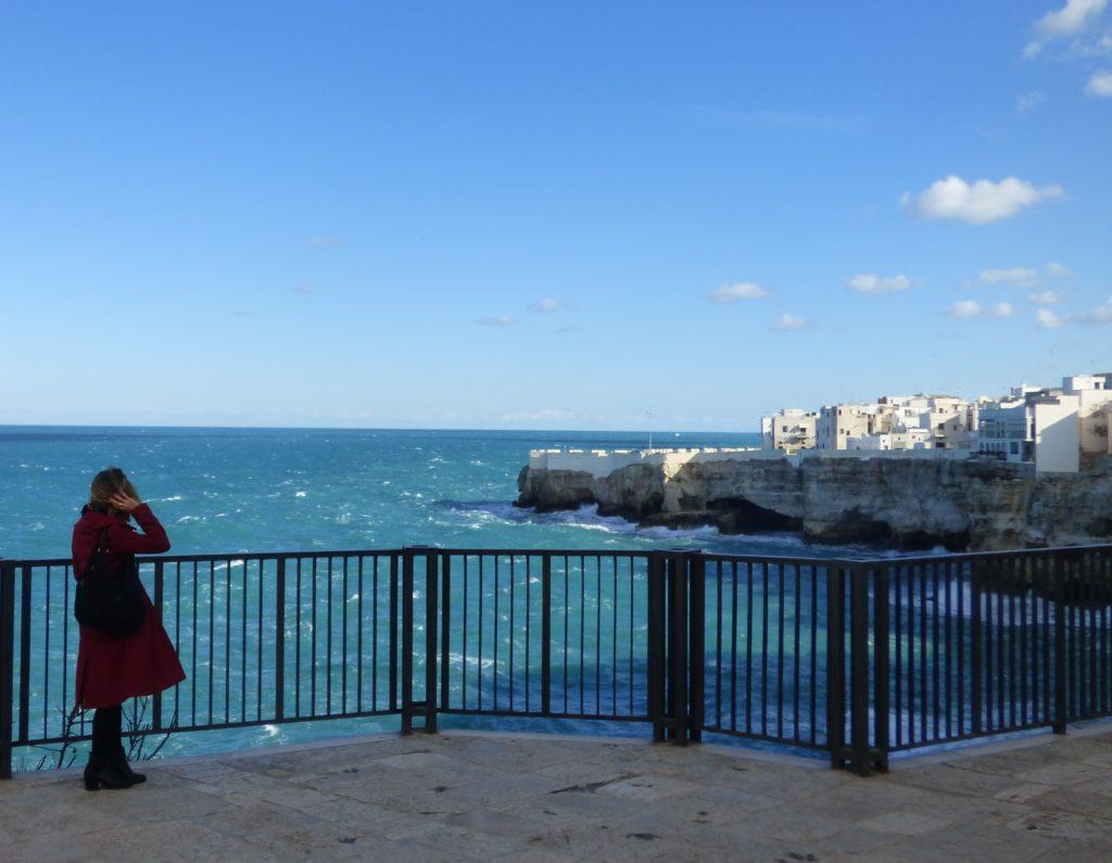 Balconata a Polignano
