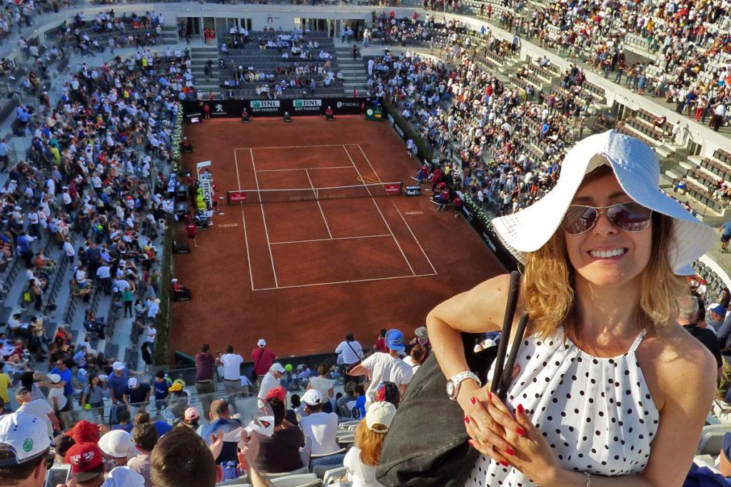 Internazionali di Tennis Centrale Roma