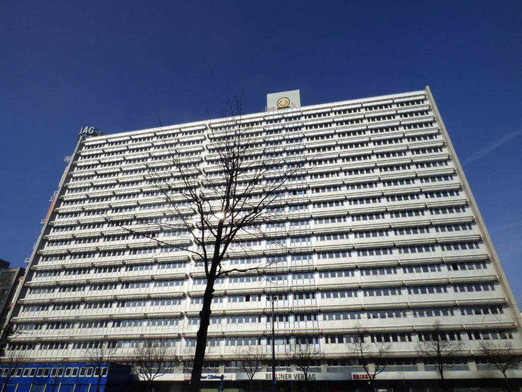 Palazzo a Berlino