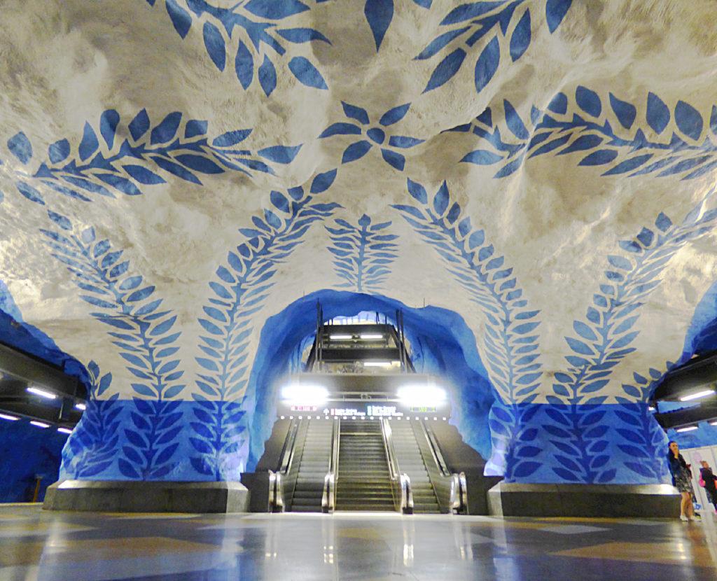 metro di Stoccolma Centralen
