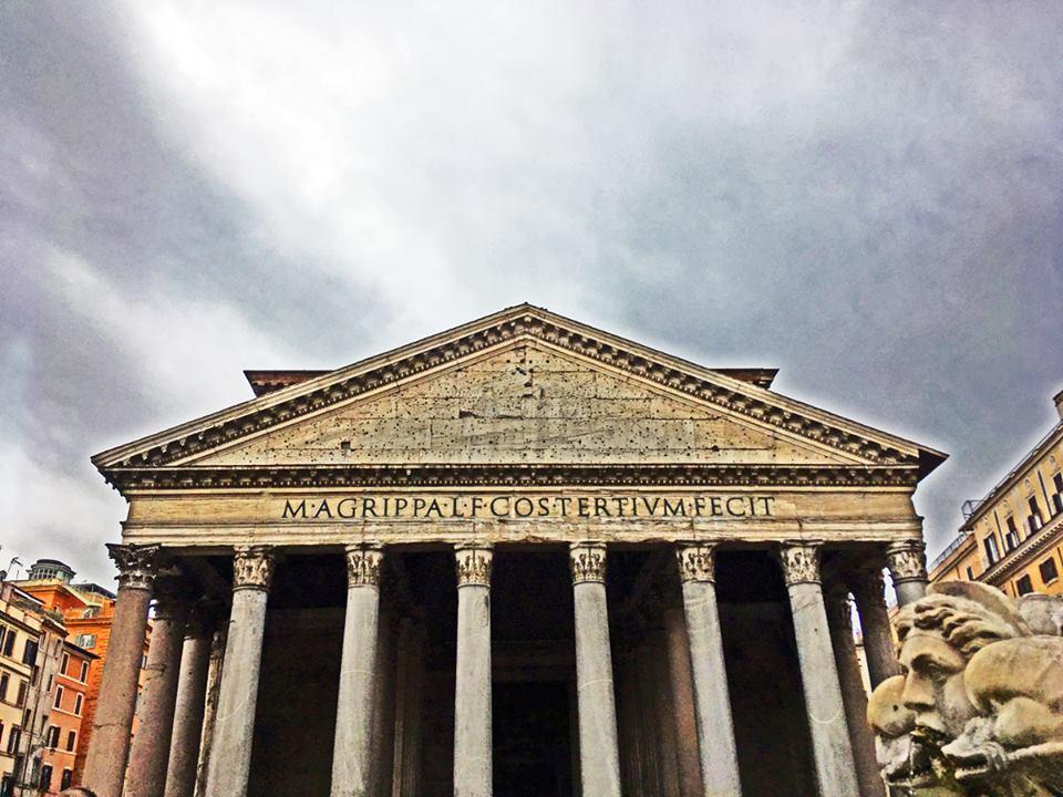 Esterno Pantheon