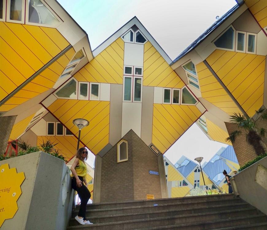 case cubiche di Rotterdam