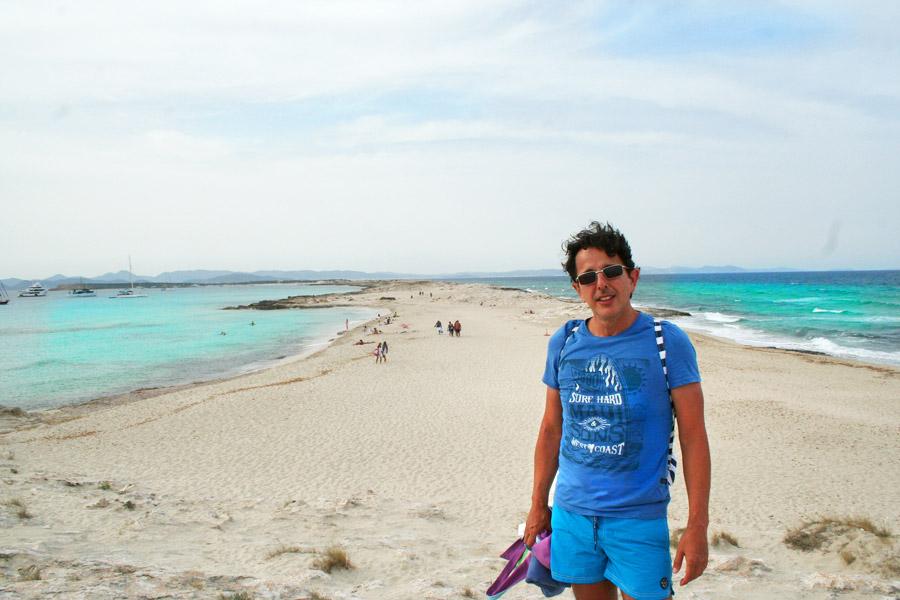 Platja de ses Illetes a Formentera