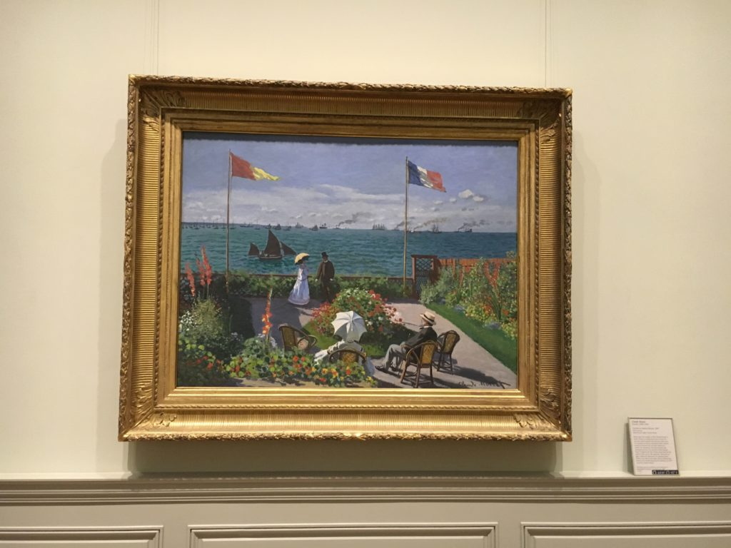 Quadro di Monet