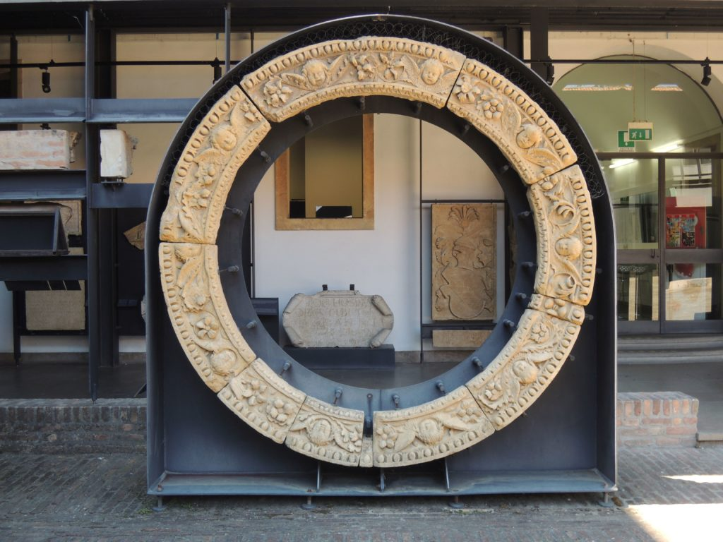 Un'opera dei Musei Civici di Padova