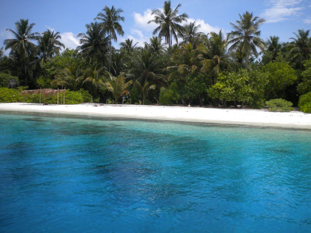 San Valentino alle Maldive