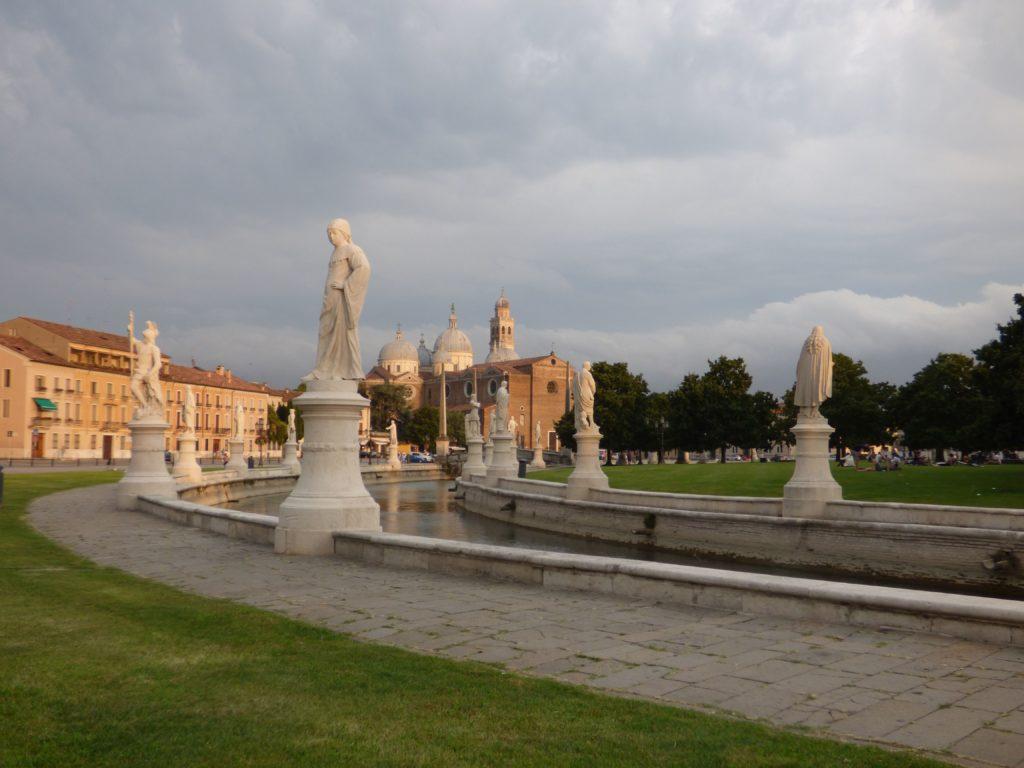 Prato della Valle Cosa vedera Padova
