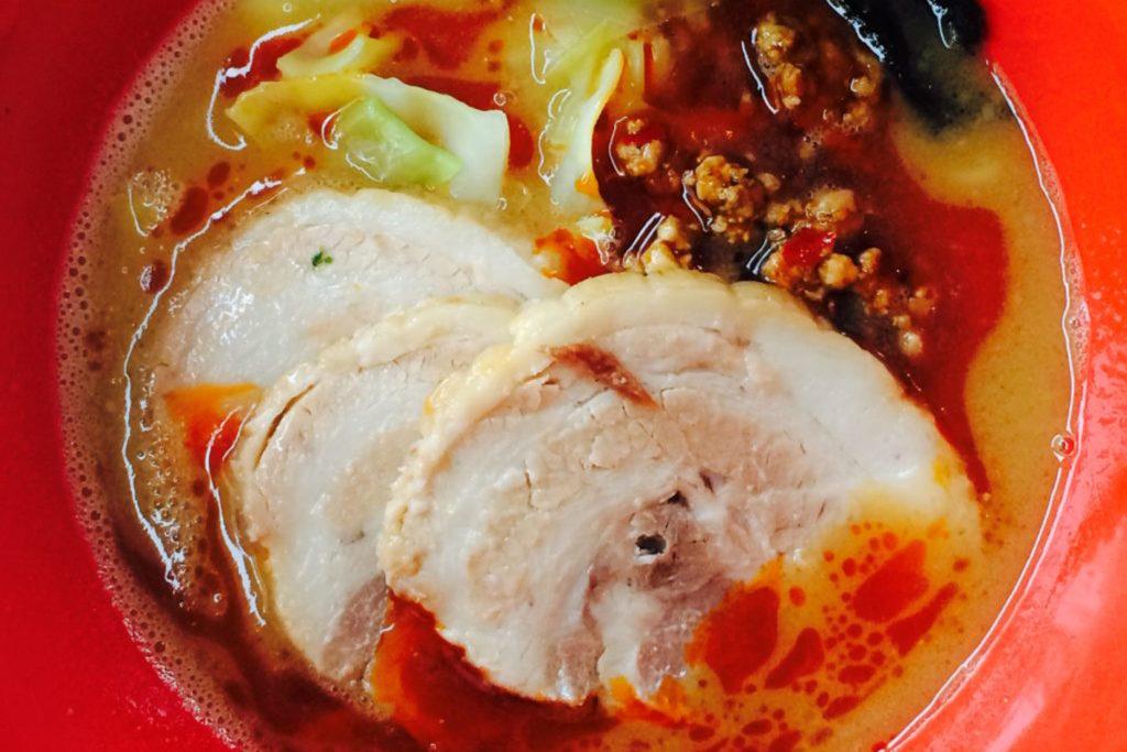 Red Spicy Tonkotsu