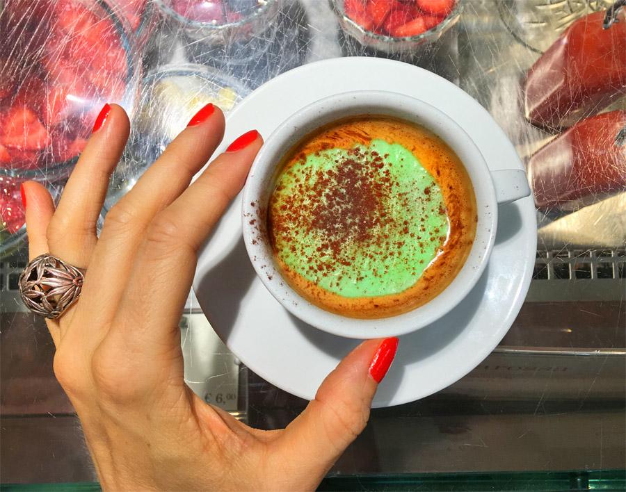 Pedrocchino caffè in tazza