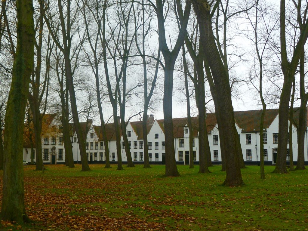 Beghinaggio Bruges