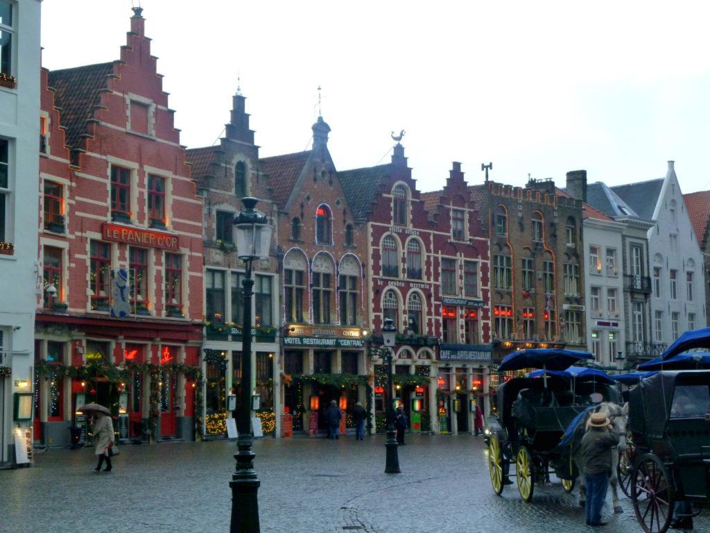 Grote Markt Bruges