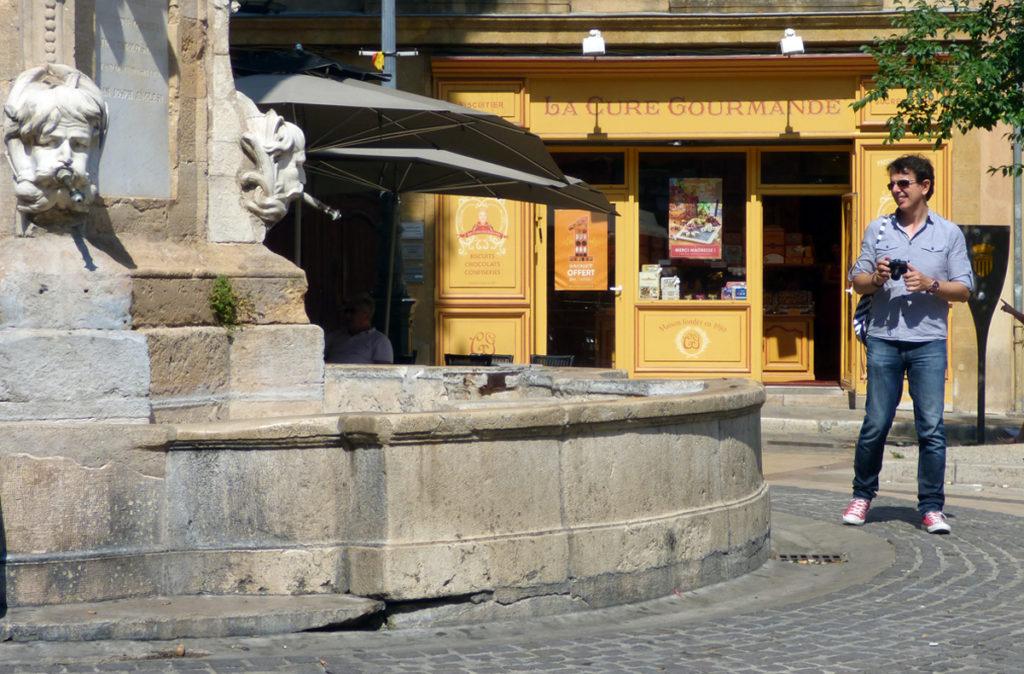 La Place de la Mairie
