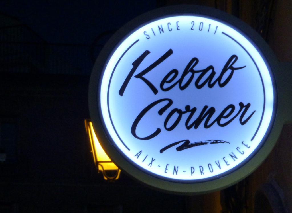 Kebab di Aix