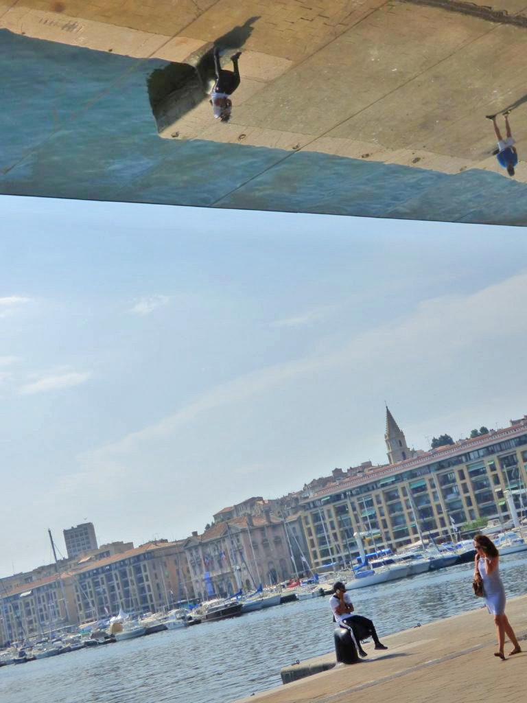 cosa vedere a Marsiglia Miroir Ombriére