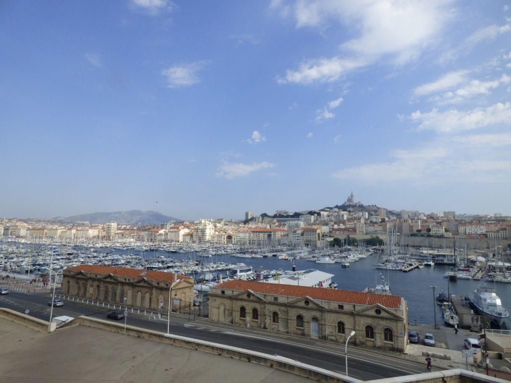 Vieux Port cosa vedere a Marsiglia