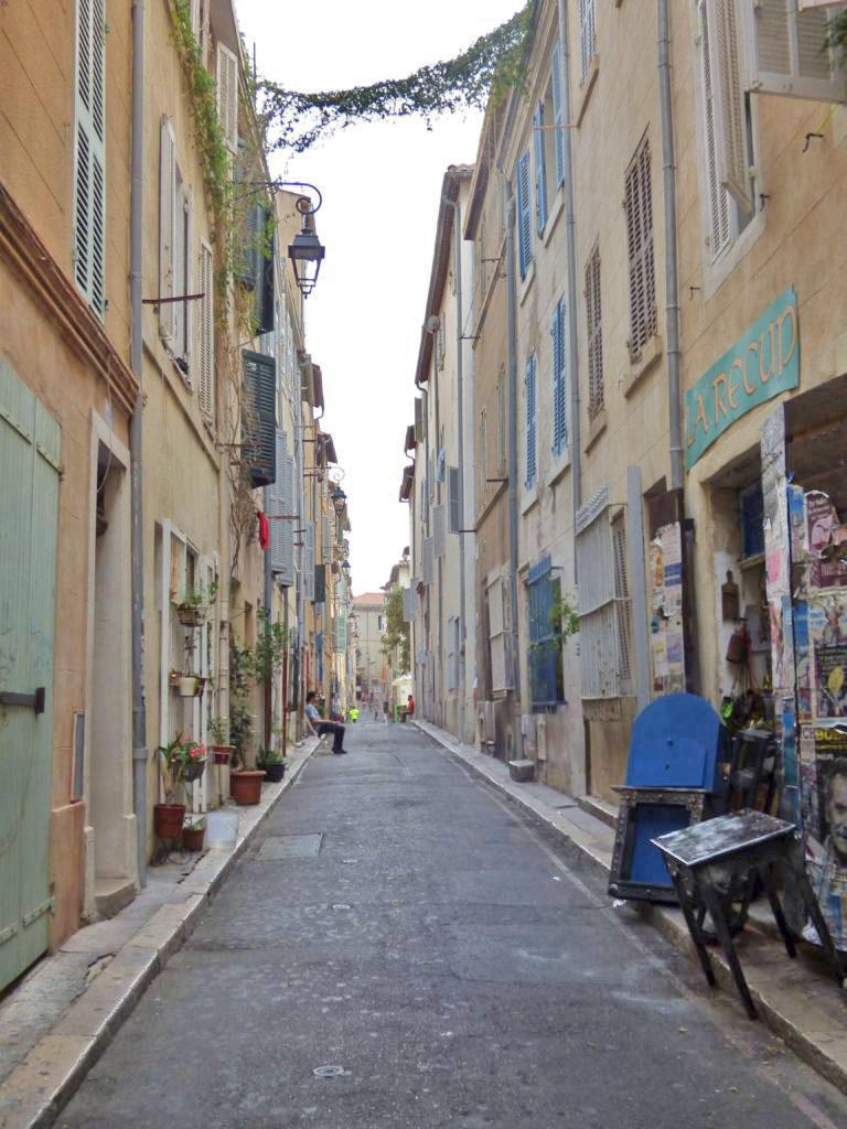 Le Panier cosa vedere a Marsiglia