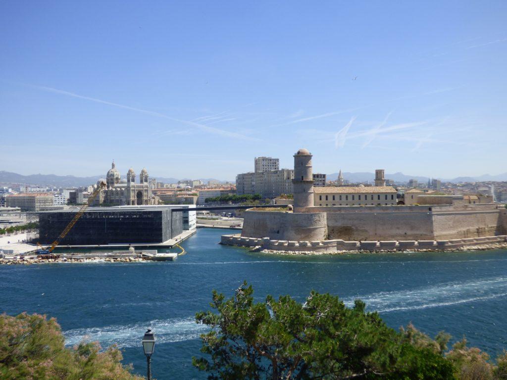Il Mucem e il Fort Saint Jean