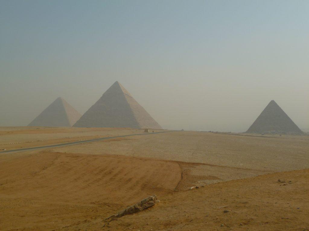 Piramidi a Giza