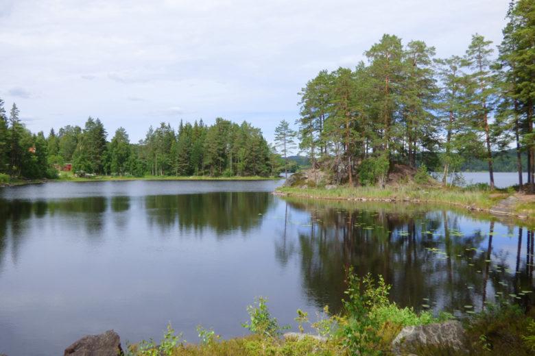 Svezia centrale cover